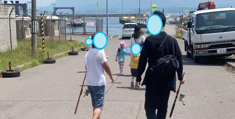 必ず釣れてしまう魚釣りin日本海画像①