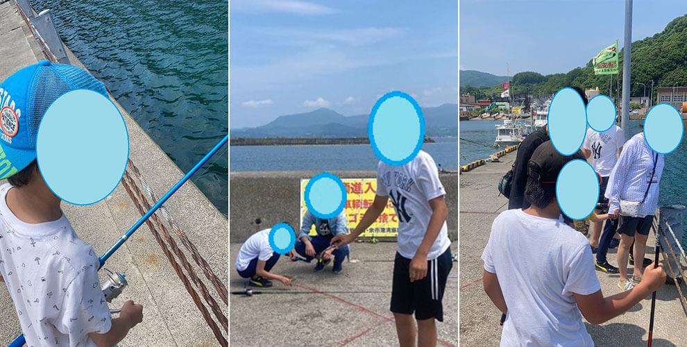 必ず釣れてしまう魚釣りin日本海画像②