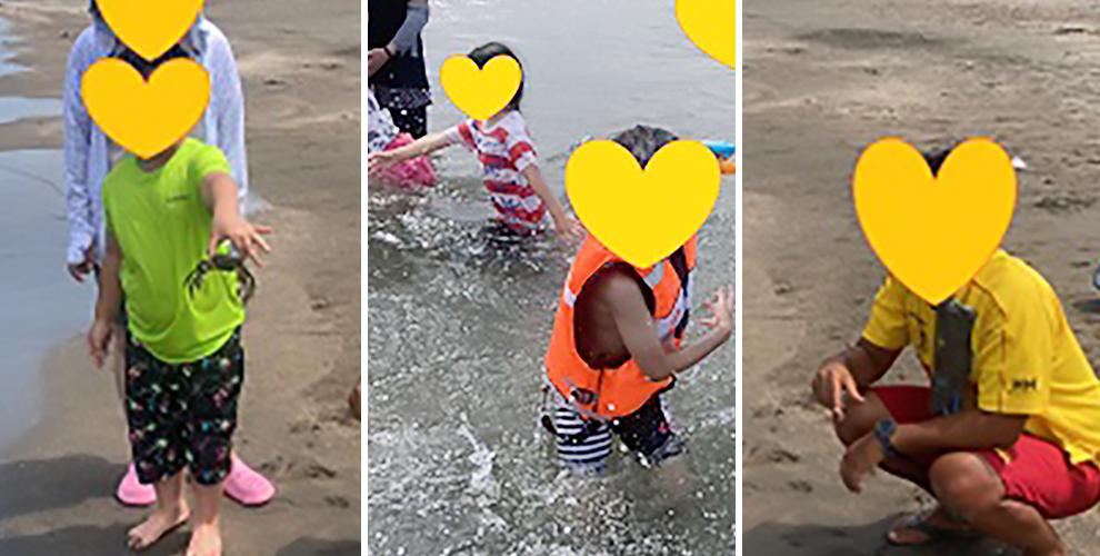 夏といえば・・・やっとこさ海水浴!!!とデイキャンプ!!!画像1