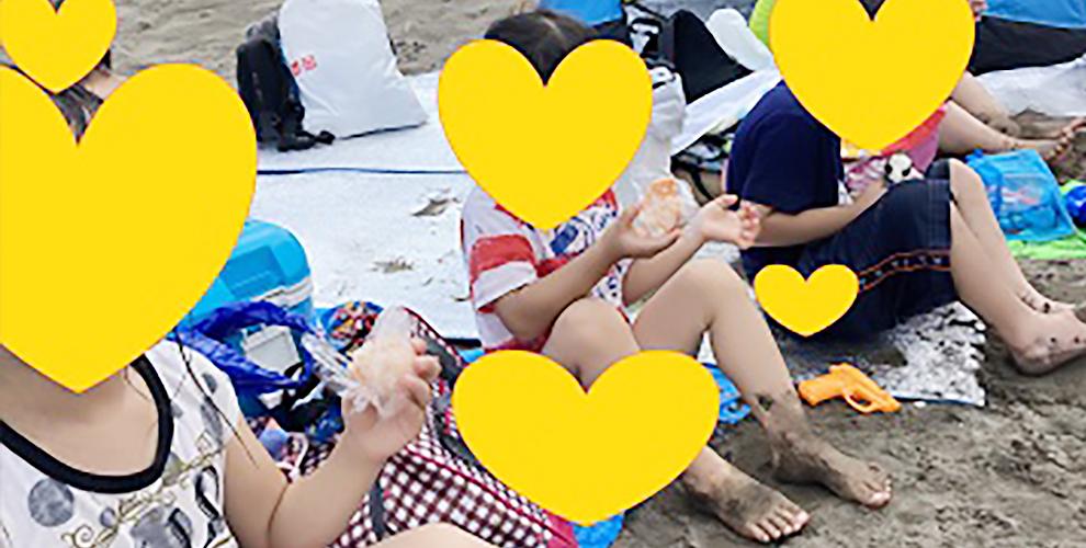 夏といえば・・・やっとこさ海水浴!!!とデイキャンプ!!!画像3